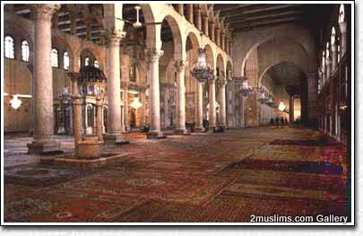islamic_mosques_Damascus-Umayyad-Mosque-5