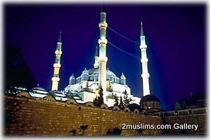 islamic_mosques_Selimiye-turkey-1